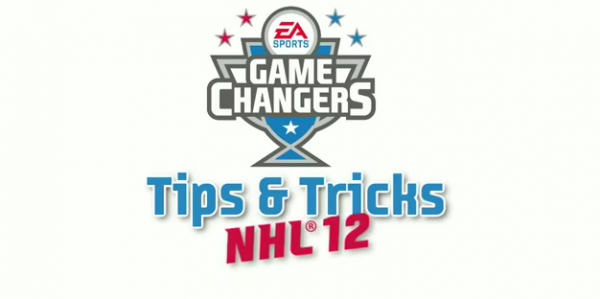 NHL 12 Tips: Forehand Spin Deke