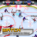 Big Win Hockey iPad