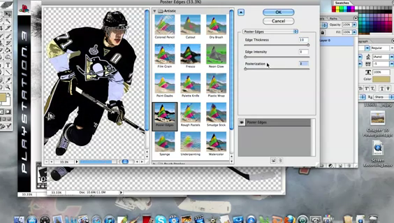 NHL 13 Cover Tutorial