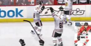NHL Cover Curse
