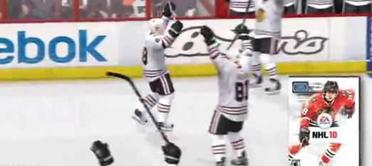 EA SPORTS NHL Cover Curse