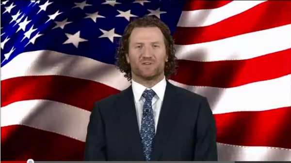 Scott Hartnell for NHL 13 Cover Video