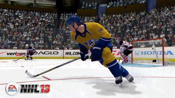 NHL 13 Developer Profile