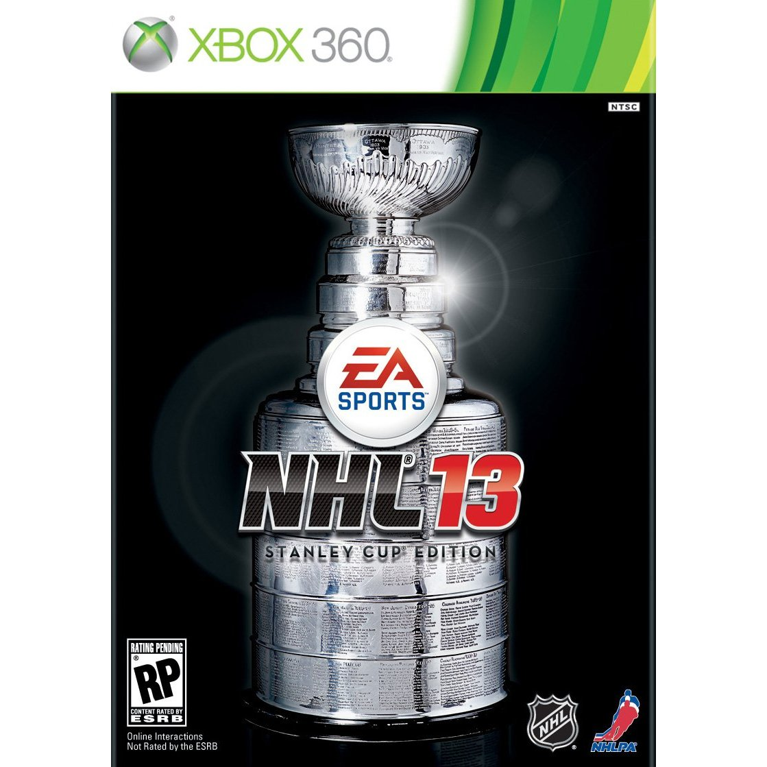 Nhl 13 stanley cup edition steelbook (xbox360) unboxing youtube.