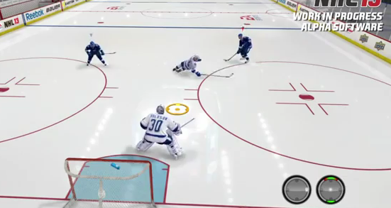 NHL 13 E3 Video