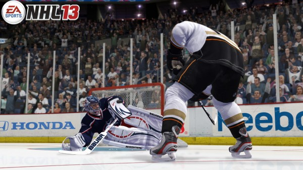 NHL 13 Dynamic Goalie