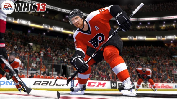 Giroux Named NHL 13 Cover Winner