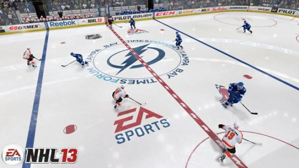 NHL 13 Hockey IQ
