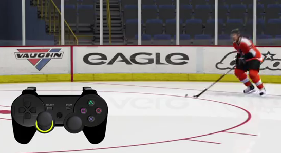 NHL 13 Demo – True Performance Skating Tutorial