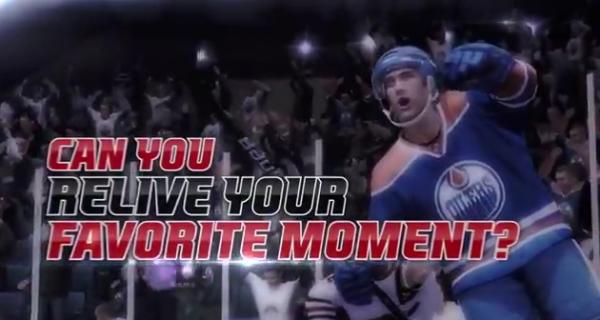 NHL 13 Moments Live