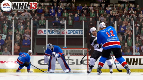 NHL 13 Demo Video