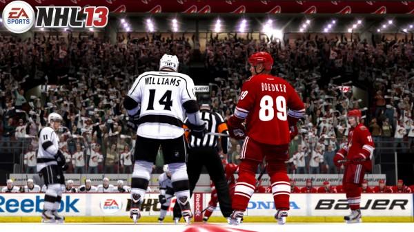 NHL 13 Demo Impressions