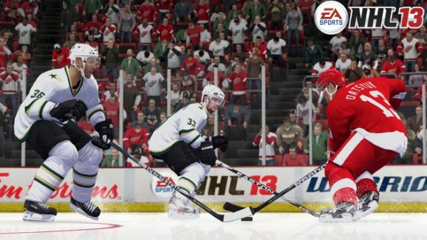 How NHL 13 Player Ratings are Determined