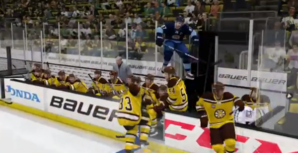 NHL 13 Hercules Check Video (UPDATE)