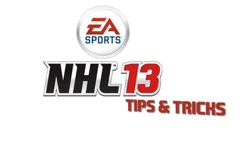 NHL 13 Tips: EASHL