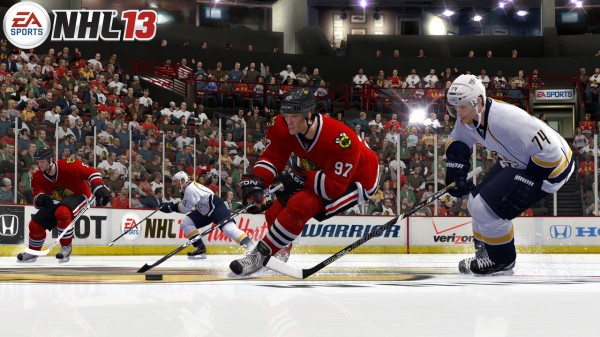 NHL 13 Soundtrack