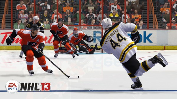 NHL 13 Season Simulation