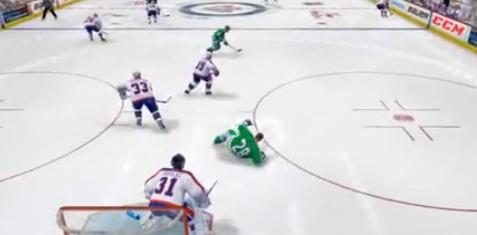 NHL 13 Flip Check