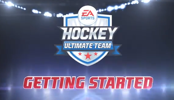 NHL 13: HUT How to Video
