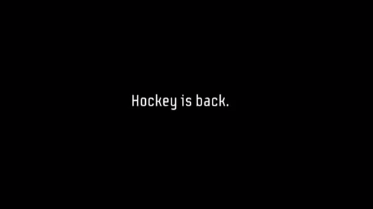 Hockey is Back #StartYourSeason