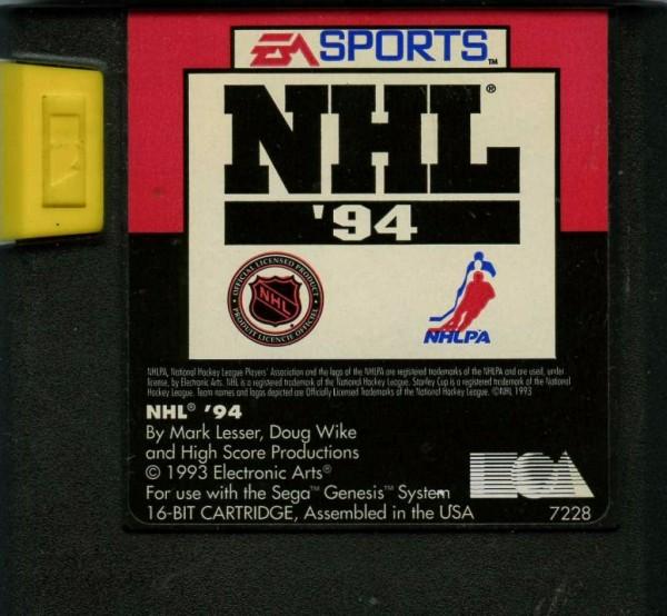 NHL '94 20th Anniversary