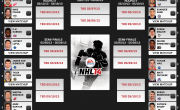 NHL 14 Cover Vote Final Bracket