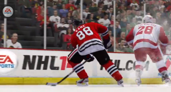 NHL 14 Shooting Improvements
