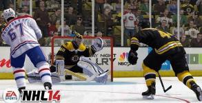 NHL 14 Goalies