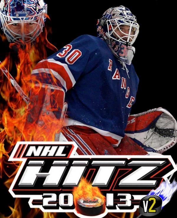 NHL HITZ 2013? Yes, NHL HITZ 2013