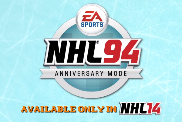 NHL 14: NHL 94 Anniversary Mode Video