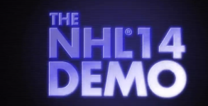 NHL 14 Demo