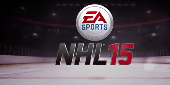 NHL 15 Teaser Video