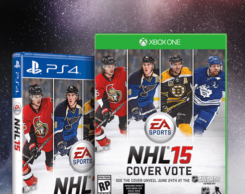 NHL 15 Preview